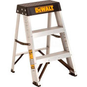 DeWalt 2' Type 1A Aluminum Step Ladder - DXL2010-02