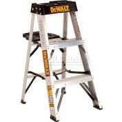 DeWalt Type 1A Aluminum Step Ladder - 3' - DXL2010-03