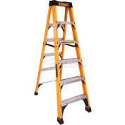 DeWalt Type 1A Fiberglass Step Ladder - 6' - DXL3010-06
