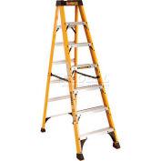 DeWalt Type 1A Fiberglass Step Ladder - 7' - DXL3010-07