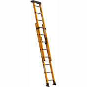 DeWalt 16' Type 1A Fiberglass Extension Ladder - DXL3020-16PT