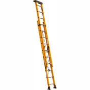 DeWalt Type 1A Fiberglass Extension Ladder - 20' - DXL3020-20PT