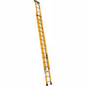 DeWalt Type 1A Fiberglass Extension Ladder - 32' - DXL3020-32PT