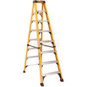 DeWalt® Type 1AA Fiberglass Step Ladder- 8' - DXL3410-08