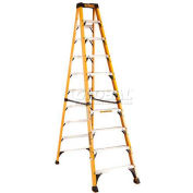 DeWalt Type 1AA Fiberglass Step Ladder- 10' - DXL3410-10