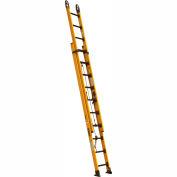 DeWalt 20' Type 1AA Fiberglass Extension Ladder - DXL3420-20PG