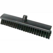 """LPD Trade ESD, Anti-Static Broom, Base only, 15-3/4"""", Black - C25155"""