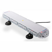"Condor Emergency LED TIR Light Bar 23"" - A-1182-Amber/White"