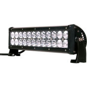"Prairie Falcon 13"" Off Road LED Light Bar Flood/Spot Combo, White - A-1207"