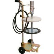 Portable Grease Pump Kit for 120 lb. (16 gal.) Drums