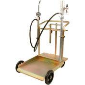Liquidynamics 20094-S31 Mobile Heavy Duty Cart System, 55 Gallon Drums