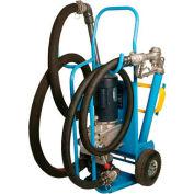 Bulk Transfer Cart W/PowerMaster - Three Speed