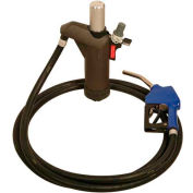 Open Air Operated Pump System W/Automatic Nozzle