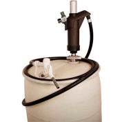 Closed Air Operated Pump System W/Poly Manual Nozzle