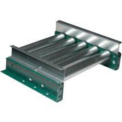 "Ashland Guard Pair GU310 for Ashland 10' Conveyors - Galvanized Steel 2-1/2""H x 1""W x 12Ga."