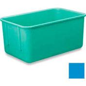 LEWISBins Plexton® NO118-4 Fiberglass Nest Only Container, 11-29/32 x 8-13/16 x 4-1/8, Blue - Pkg Qty 10