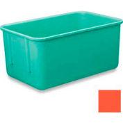 LEWISBins Plexton® NO118-4 Fiberglass Nest Only Container, 11-29/32 x 8-13/16 x 4-1/8, Red - Pkg Qty 10