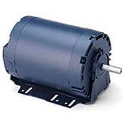 Leeson 101640.00, Standard Eff., 0.5 HP, 3450 RPM, 208-230/460V, S56, DP, Resilient Base