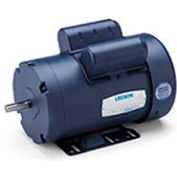 Leeson Motors-1/4HP, 115/208-230V, 1140RPM, TEFC, Rigid Mount, 1.15 SF, 53 Eff.