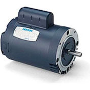 Leeson Motors - 1/3HP, 115V, 1625/1350RPM, DP, Round Mount, 1.0 S.F.