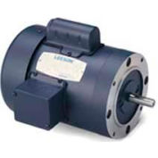 Leeson Motors Single Phase General Purpose Motor 1/4HP, 1725RPM, 48, TEFC, 115/208-230V, 60HZ