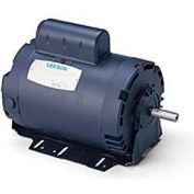 Leeson Motors Single Phase Instant Reversing Motor 1/2HP, 1625 RPM, 56FR, ODP,115V,60HZ