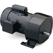 Leeson Motors Motor Gearmotor-Parallel Shaft, 91RPM, 1/3HP, TEFC, 115/208-230V, AC