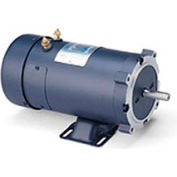 Leeson Motors DC Motor-3/4HP, 12V, 1800RPM, TEFC, Rigid C