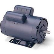 Leeson Motors-1/2HP, 115/208-230V, 1140RPM, DP, Rigid Mount, 1.25 SF, 59.5 Eff.