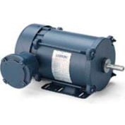 Leeson Motors Single Phase Explosion Proof Motor 3/4HP, 1725RPM, 56H, EPFC, 60HZ, Automatic, 1.0SF