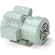 Leeson Motors - 1.5HP, 115/208-230V, 1725RPM, TEFC, Rigid Mount, 1.0 S.F.