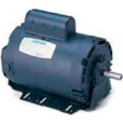 Leeson Motors 111956.00, 3-Phase  Motor .5/.22HP, 1725/1140RPM, 56H, 60HZ, Cont, 40C, 208-230V