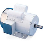 Leeson Motors Motor Washdown Motor-1HP, 115/208-230V, 1725RPM, TEFC, RIGID, 1.15 SF, 75 Eff.