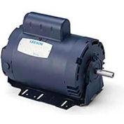 Leeson Motors 113672.00, Single Phase  Motor .75/.33HP, 1725/1140RPM.56H, Dp, 60HZ, Cont 40C