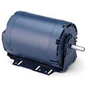 Leeson 113847.00, Standard Eff., 2 HP, 1725 RPM, 208-230/460V, 56H, DP, Resilient Base