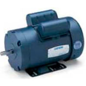 Leeson Motors Single Phase General Purpose Motor 50HZ, 3/4HP, .55KW, 1425RPM, 56, IP54Manual, 1.0SF