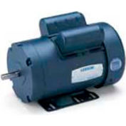 Leeson Motors Single Phase General Purpose Motor 50HZ, 3/4HP, .55KW, 1425RPM, 56H, IP22