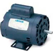 Leeson Motors Single Phase General Purpose Motor 3HP, 3450RPM, 56H, DP, 230V, 60HZ, Manual, 1.0SF