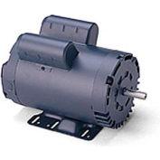 Leeson Motors - 1.5HP, 115/208-230V, 1740RPM, DP, Rigid Mount, 1.15 S.F.