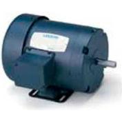 Leeson 121096.00, Standard Eff., 1 HP, 1425 RPM, 220/380/440V, 50 Hz, 143T, IP54, Rigid