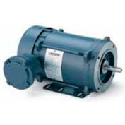 Leeson Motors 3-Phase Explosion Proof Motor, 2HP, 1800RPM,145TC,EPFC,230/460V,60HZ,40C,1.15SF,Auto