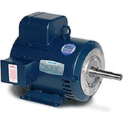 Leeson Motors - 5HP, 208-230V, 1740RPM, DP, Rigid C Mount