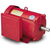 Leeson Motors Motor 140414.00 Motor - 10HP, 230V, 1740 RPM, TEFC, Rigid Mount, 1.15 S.F.