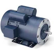 Leeson Motors Single Phase General Purpose Motor 7.5HP, 1740RPM, 215, TEFC, 230V, 60HZ, 1.15SF