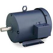 Leeson 140831.00, Premium Eff., 7.5 HP, 1765 RPM, 208-230/460V, 213T, DP, Rigid