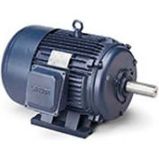 Leeson G150265.22, High Eff., 25 HP, 840 RPM, 208-230/460V, 326T, TEFC, Rigid