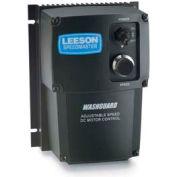 Leeson Motors DC Controls SCR Series, PWM Series , NEMA 4X, Non-Reversing, 1PH, 1/4-1HP/1/4-2HP
