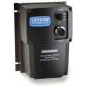 Leeson Motors DC Controls SCR Series, PWM Series , NEMA 4X, Reversing, 1PH, 1/4-1HP/1/4-2HP