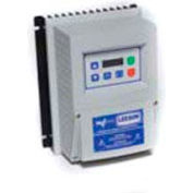 Leeson Motors AC Controls Vector Series Drive ,NEMA 4 ,1.5HP 6,0 Amps,115/230V