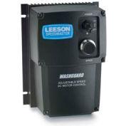 Leeson Motors DC Controls SCR Series, PWM Series , NEMA 4, 1PH, 3HP, 230V